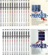 全巻セット【送料無料】【中古】DVD▼MONSTER(25枚セット)chapter.1~74 最終▽レンタル落ち