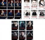 全巻セット【送料無料】【中古】DVD▼HANNIBAL ハンニバル(18枚セット)シーズン 1、2、3▽レンタル落ち ホラー