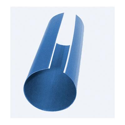 サッシカバー、150φ長さ500mm30本入り、適応サイズ目安最大約235mm。