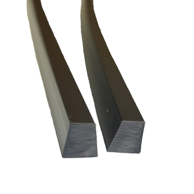 ゴム目地棒15×10×10、50本入り、長さ2m