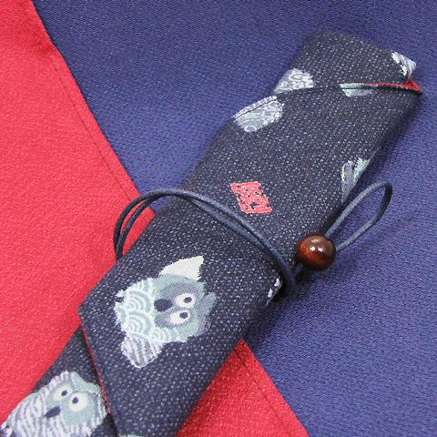 我的筷子袋貓頭鷹筷子 (把你的筷子,筷子袋和筷子和筷子案例 / 筷子 / / 筷子 / 筷子 / 我的筷子 / 日本)