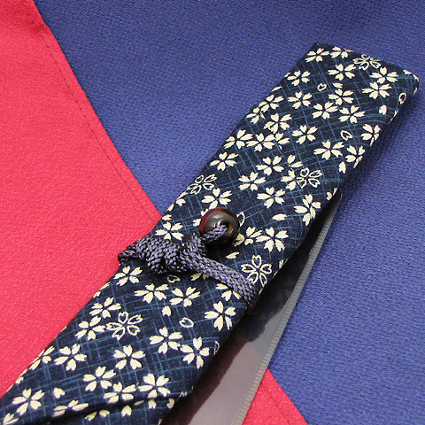 Cherry Blossom chopsticks bag flyers chopstick (/ Sakura / chopsticks bag, chopsticks case / chopsticks case / chopsticks, chopsticks and chopsticks, chopsticks / my chopsticks / Japanese)