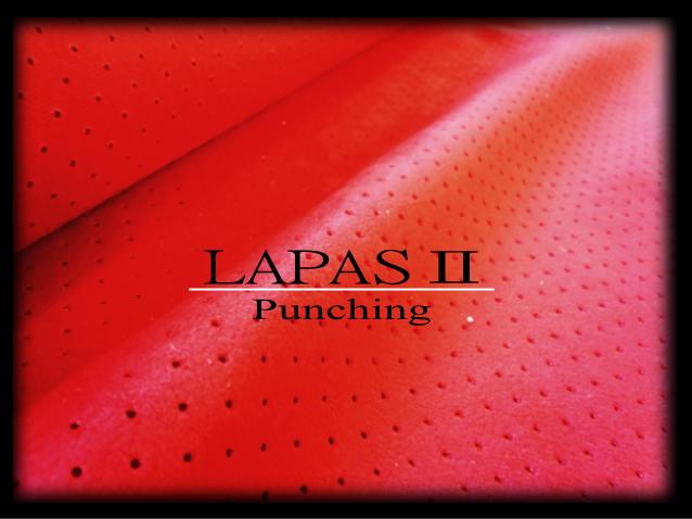 「ラパス2パンチング」 自動車用ポリエステルスエード パンチングスエード JABIA  SINCOL