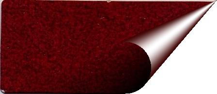 東レ エクセーヌ 700W-W61 【シールタイプ】 生地 スエード ローズレッド