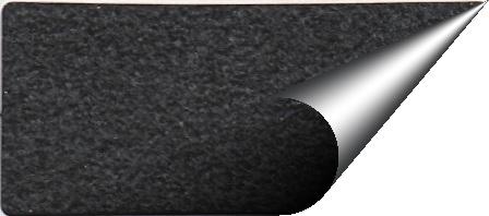 東レ エクセーヌ 700W-W48 【シールタイプ】 生地 スエード チャコールグレー