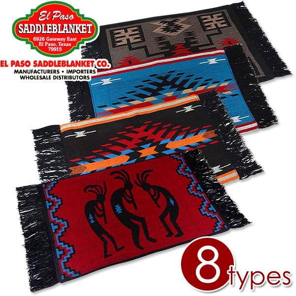 #978002 El Paso SADDLEBLANKET (El Paso Saddle Blanket) ネイティブランチョン Matt  NATIVE LANCH