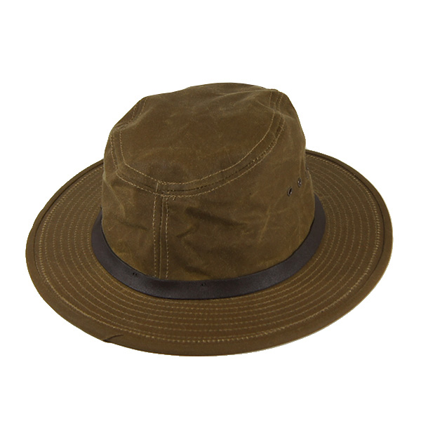 Filson Packer Hat: Western And Outdoor YOUNG: #100003 Filson (FILSON) オイル