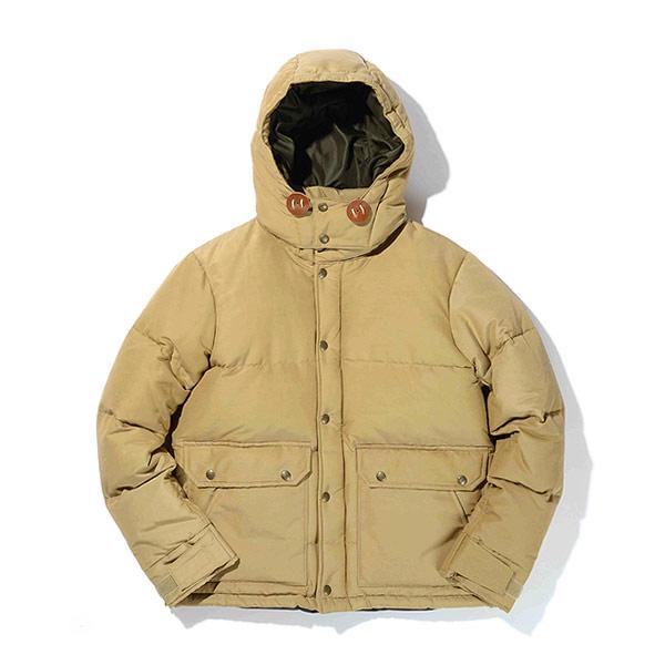 #922024オレゴニアンアウトフィッターズ(Oregonian Outfitters)オレゴニアンダウンパーカー/ダウンジャケット - OREGONIAN DOWN PARKER メンズ グースダウン 中綿 防寒 アウター コート 大きいサイズ カーキ M L XL OOJ 302 KHAKI