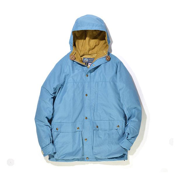 #922044オレゴニアンアウトフィッターズ(Oregonian Outfitters)オレゴニアンパーカー - OREGONIAN PARKA S M 2 メンズ L 60/40 アウトドア マウンテンパーカー ナイロンジャケット ブルゾン フード付き シェラデザイン 青 ブルー S M L XL, B'Zカンパニー:a5f53692 --- sunward.msk.ru