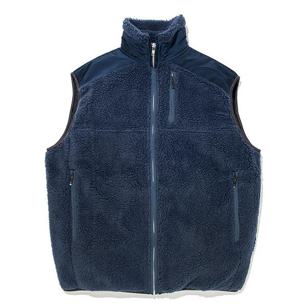 #921050オレゴニアンアウトフィッターズ Oregonian Outfitters ティラムーク フリースベスト (ブルーグレー) OOV 701 BLUE GREY S-XL