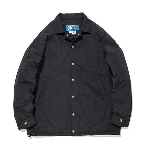 #922013オレゴニアンアウトフィッターズ Oregonian Outfitters レドモンドコーチ ジャケット ブラック OOJ 303 BLACK M-XL