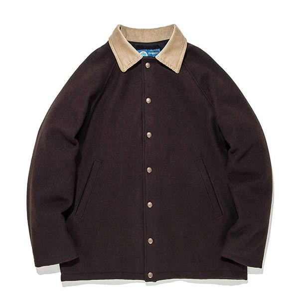 #922074オレゴニアンアウトフィッターズ Oregonian Outfitters ポートランダーウールジャケット ブラウン OOJ 804 BROWN M-XL