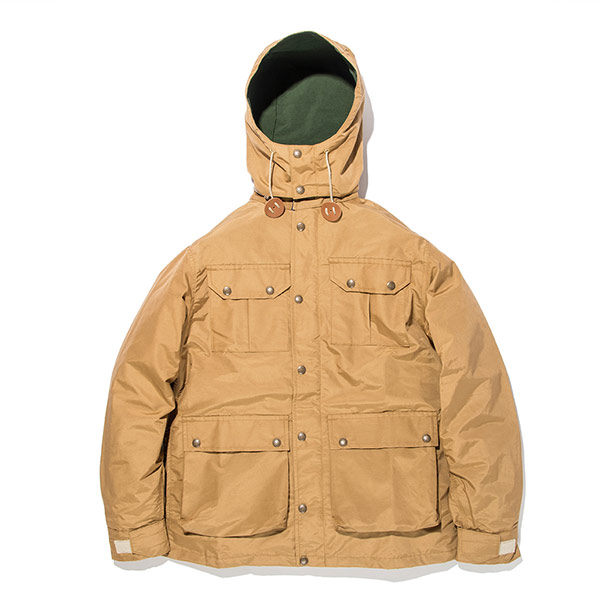 #922058オレゴニアンアウトフィッターズ(Oregonian Outfitters) ウィラメットコート - Willamette Coat フード付き パーカー マンパ メンズ ロクヨンクロス アウトドア アメカジ カーキ ベージュ M L XL OOJ 701
