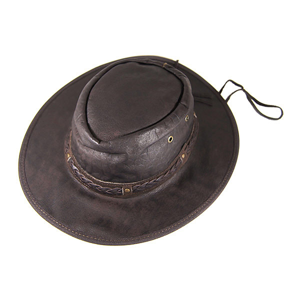 43dfd8e2e24711 #900008 lock mount (Rockmount) leather Western hat (wire) mens ladies Hat  ...
