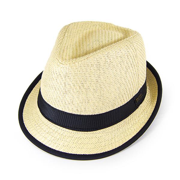 a919c047 SCARA #930142 (SCALA) paper straw hat men's women's straw hat スナップブリム caps  & hats turu Hat town youth Beach fashion marine fashion white white ...