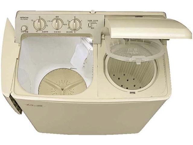 【代引不可】日立 洗濯機 PS-H45L [洗濯機スタイル:2槽式洗濯機 洗濯容量:4.5kg] 【】【人気】【売れ筋】【価格】