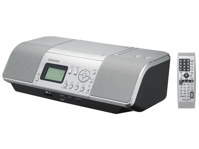 ケンウッド コンポ CLX-30-S [シルバー] [対応メディア:CD/CD-R/RW 最大出力:20W] 【】 【人気】 【売れ筋】【価格】【半端ないって】