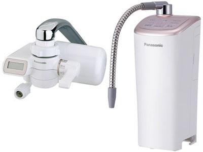 パナソニック 整水器 アルカリイオン整水器 TK-AJ21-PN [ピンクゴールド調] [タイプ:整水器 設置方法:据え置き カートリッジ寿命:12ヶ月] 【】 【人気】 【売れ筋】【価格】【半端ないって】