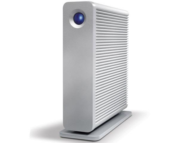 LaCie 外付け ハードディスク LaCie d2 quadra LCH-D2Q030Q3 [容量:3TB インターフェース:USB3.0/USB2.0/IEEE1394b/eSATA] 【エントリーでポイント10倍以上!最大3,000円OFFクーポン!28日~31日】
