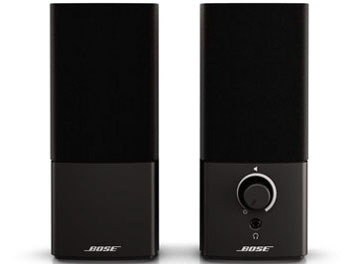 Bose PC speakers Companion 2 Series III multimedia speaker system  Black  758f308ea3ec7