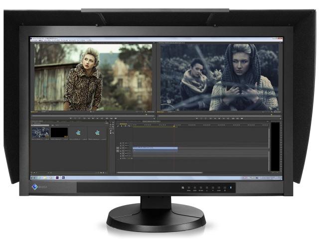 EIZO 液晶モニタ・液晶ディスプレイ ColorEdge CG277 [27インチ ブラック] [モニタサイズ:27インチ モニタタイプ:ワイド 解像度(規格):WQHD(2560x1440) 入力端子:DVIx1/HDMIx1/Displayportx1] 【】【人気】【売れ筋】【価格】
