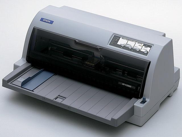 EPSON プリンタ VP-F2000 [タイプ:ドットインパクト 最大用紙サイズ:A3] 【】【人気】【売れ筋】【価格】