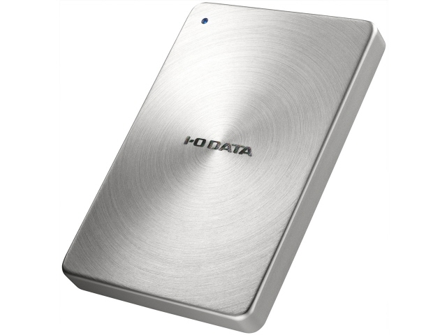 【キャッシュレス 5% 還元】 IODATA 外付け ハードディスク HDPX-UTA2.0S [シルバー] [容量:2TB インターフェース:USB3.1 Gen1(USB3.0)] 【】 【人気】 【売れ筋】【価格】