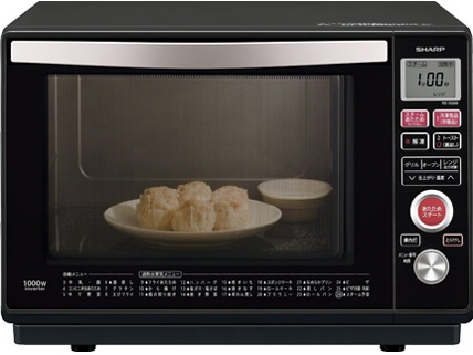 Sharp electronic microwave oven RE-SS8B