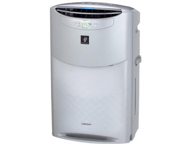 【キャッシュレス 5% 還元】 シャープ 空気清浄機 KI-M850S [タイプ:加湿空気清浄機 フィルター種類:HEPA 最大適用床面積:38畳 PM2.5対応:○] 【】 【人気】 【売れ筋】【価格】