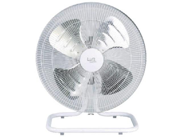 トラスコ中山 扇風機 ルフトハーフェン TFLHA-45A-W [白] [タイプ:扇風機 スタイル:据置き 羽根径:44cm] 【】【人気】【売れ筋】【価格】