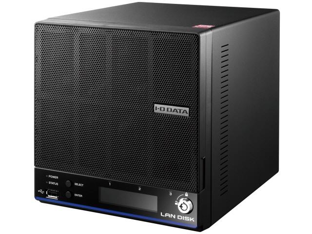 【代引不可】IODATA 外付け ハードディスク LAN DISK H HDL2-H4 [ドライブベイ数:HDDx2 容量:HDD:4TB] 【エントリーでポイント10倍以上!最大3,000円OFFクーポン!28日~31日】
