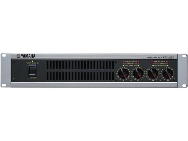 ヤマハ オーディオ機器 XM4080 [製品種類:パワーアンプ 消費電力:400W] 【】 【人気】 【売れ筋】【価格】