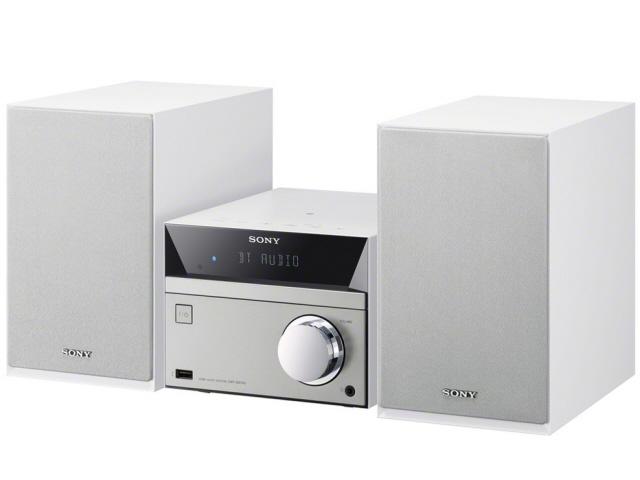 SONY コンポ CMT-SBT40 (W) [ホワイト] [対応メディア:CD/CD-R/RW 最大出力:50W] 【】 【人気】 【売れ筋】【価格】【半端ないって】