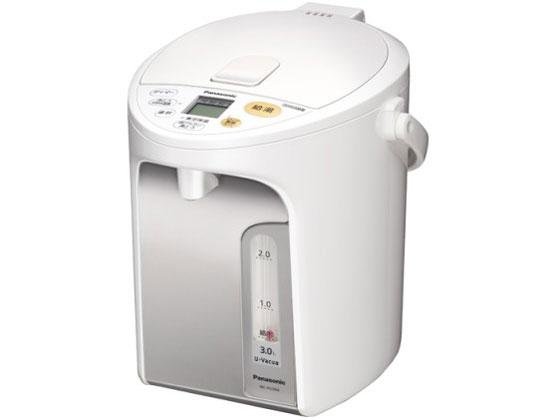 【キャッシュレス 5% 還元】 パナソニック 電気ポット NC-HU304 [タイプ:電気ポット 容量:3L 出湯方式:電動式 重さ:3kg] 【】 【人気】 【売れ筋】【価格】
