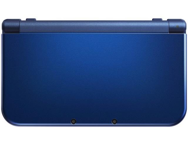 任天堂 ゲーム機 Newニンテンドー3DS LL メタリックブルー 【】 【人気】 【売れ筋】【価格】【半端ないって】