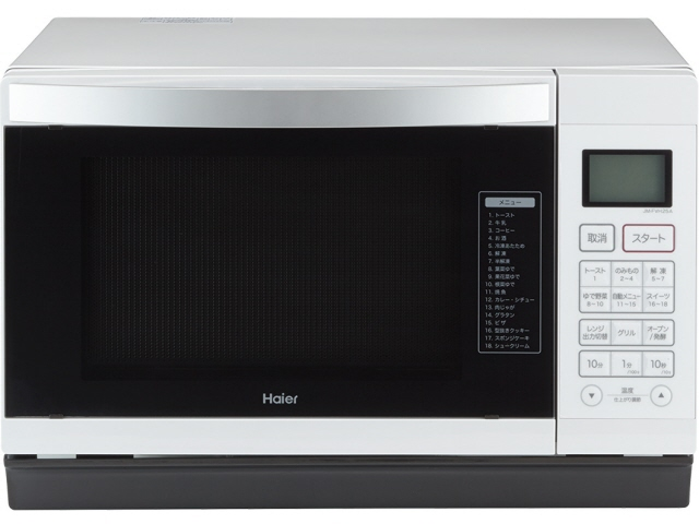 Haier electronic microwave oven JM-FVH25A [type: electronic oven oven capacity: 25 L maximum range output: 600 W]