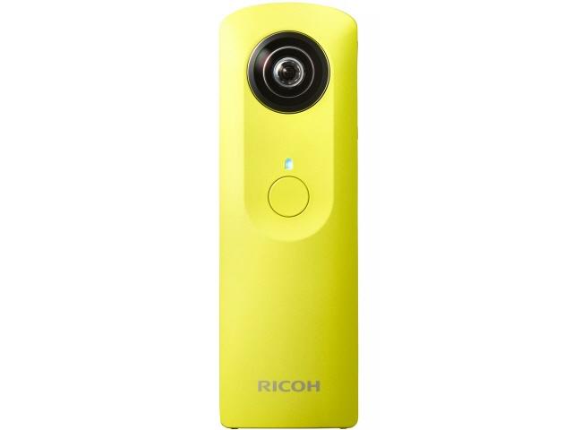 【即納】リコー デジタルカメラ RICOH THETA m15 [イエロー] [撮影枚数:200枚] 【】 【人気】 【売れ筋】【価格】