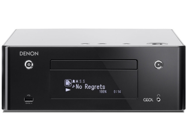 DENON コンポ RCD-N9-K [ブラック] [対応メディア:CD/CD-R/RW 最大出力:160W ハイレゾ:○] 【】 【人気】 【売れ筋】【価格】【半端ないって】