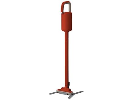 プラスマイナスゼロ 掃除機 XJC-Y010(R) [レッド] [タイプ:スティック/ハンディ 集じん容積:0.6L コードレス(充電式):○] 【】【人気】【売れ筋】【価格】