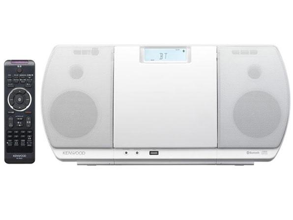 ケンウッド コンポ CR-D3-W [ホワイト] [対応メディア:CD/CD-R/RW 最大出力:3.2W] 【】 【人気】 【売れ筋】【価格】
