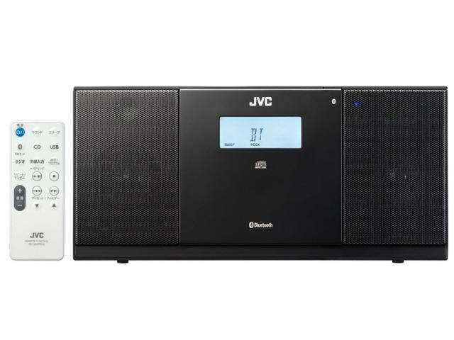 JVC コンポ NX-PB30-B [ブラック] [対応メディア:CD/CD-R/RW 最大出力:3.2W] 【】 【人気】 【売れ筋】【価格】【半端ないって】