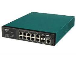 パナソニック ネットワークハブ Switch-M8eGLPWR+ PN28088 [グリーン/ブラック] [ポート数:10] 【】【人気】【売れ筋】【価格】