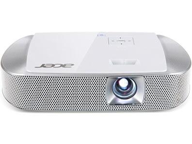 Acer プロジェクタ K137 [パネルタイプ:DLP アスペクト比:16:10 最大輝度:700ルーメン コントラスト比:10000:1 対応解像度規格:VGA~フルHD] 【】 【人気】 【売れ筋】【価格】【半端ないって】