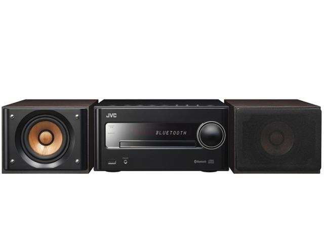 JVC コンポ EX-S5-B [ブラック] [対応メディア:CD/CD-R/RW 最大出力:50W] 【】 【人気】 【売れ筋】【価格】【半端ないって】
