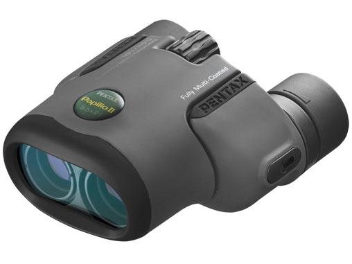 ペンタックス 双眼鏡 Papilio II 8.5x21 [ブラック] [倍率:8.5倍 対物レンズ有効径:21mm 実視界:6° 明るさ:6.3 重量:290g] 【】 【人気】 【売れ筋】【価格】【半端ないって】
