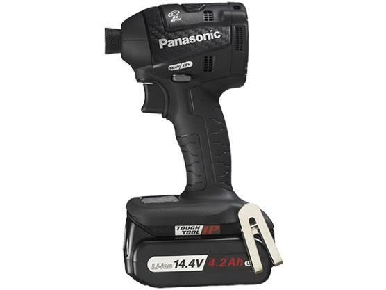 パナソニック インパクトドライバー EZ75A7LS2F-B [黒] [タイプ:インパクトドライバー 最大締め付けトルク:155N・m 充電時間:54分] 【】【人気】【売れ筋】【価格】