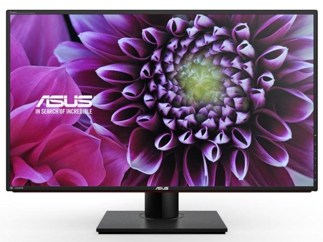 ASUS 液晶モニタ・液晶ディスプレイ PA328Q [32インチ ブラック] [モニタサイズ:32インチ モニタタイプ:ワイド 解像度(規格):4K(3840x2160) 入力端子:HDMIx2/HDMI2.0x1/DisplayPortx1/miniDisplayPortx1]