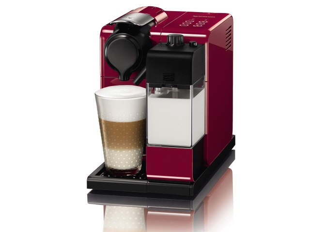 Nestle coffee maker Nespresso Lattissima Touch F511RE [Red] [coffee: 1 espresso cappuccino ○ ○]