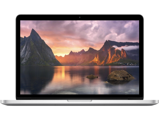 APPLE Mac laptop MacBook Pro Retina display 2700/13.3 MF839J/A [LCD size: 13. 3-inch CPU:Core i5/2.7GHz/2 core SSD capacity: 128 GB memory capacity: 8 GB]