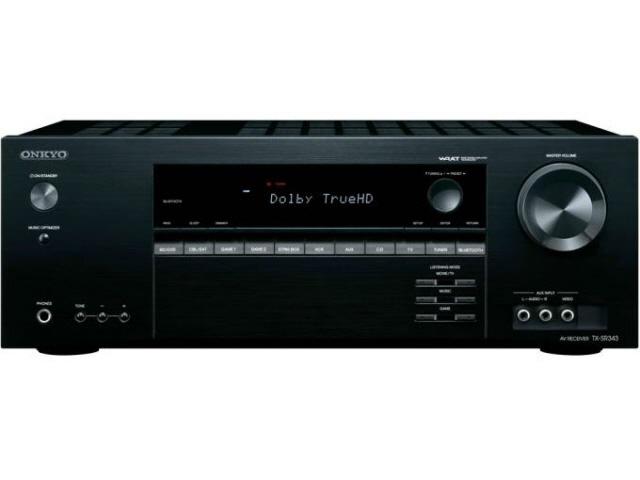 ONKYO AVアンプ TX-SR343 [サラウンドチャンネル:5.1ch HDMI端子入力:4系統 オーディオ入力:7系統] 【】 【人気】 【売れ筋】【価格】【半端ないって】